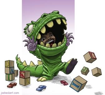 Lil' Kaiju