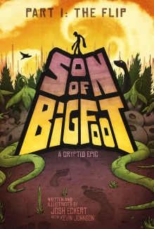 Son of Bigfoot Collected Volume 1 cover