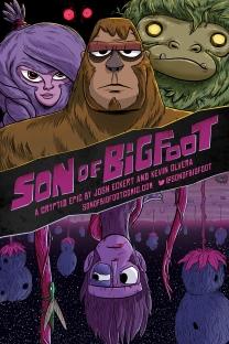 Son of Bigfoot poster
