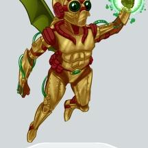 Robo Suit Hero b