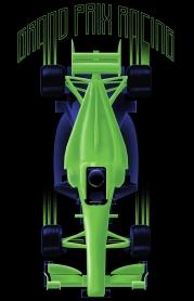 Race car illo