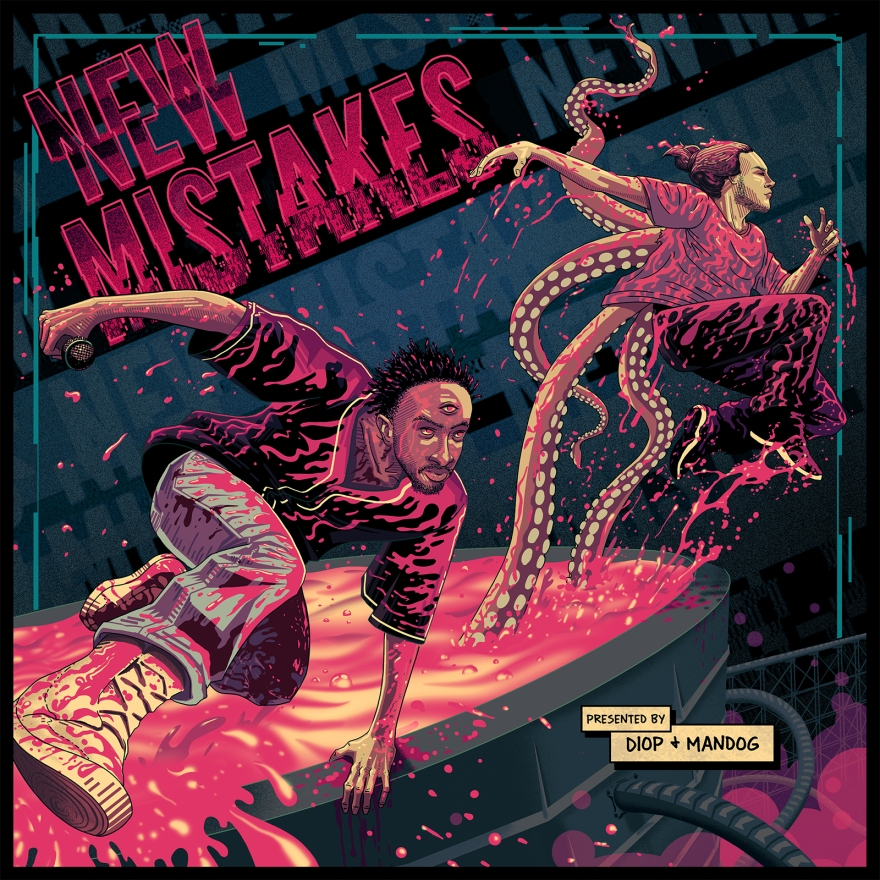 New Mistakes cover